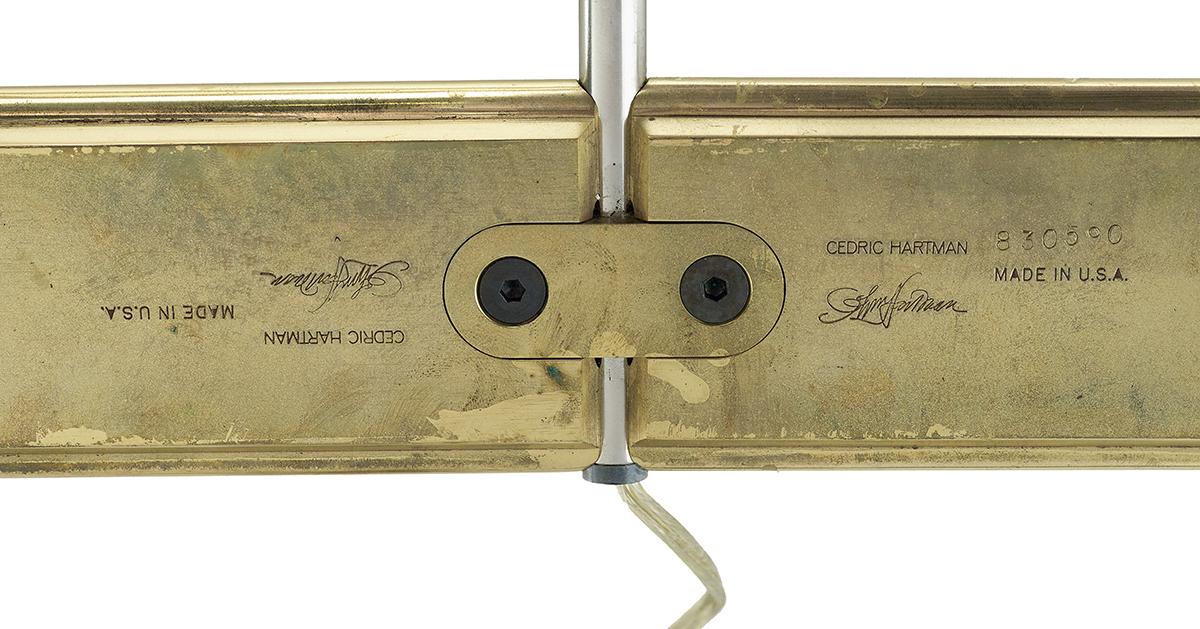 Pair of Cedric Hartman Floor Lamps - Image 3 of 3
