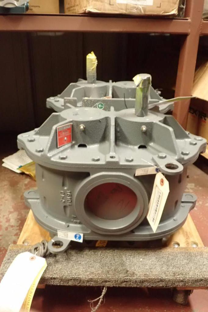 Lot 960 - (2) rebuilt Westinghouse rotary lobe blowers ** Rigging Fee: $10 **