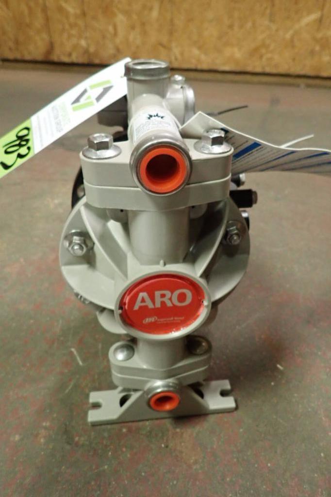 Lot 983 - Aro plastic diaphragm pump, Model 66605J-3EB ** Rigging Fee: $10 **