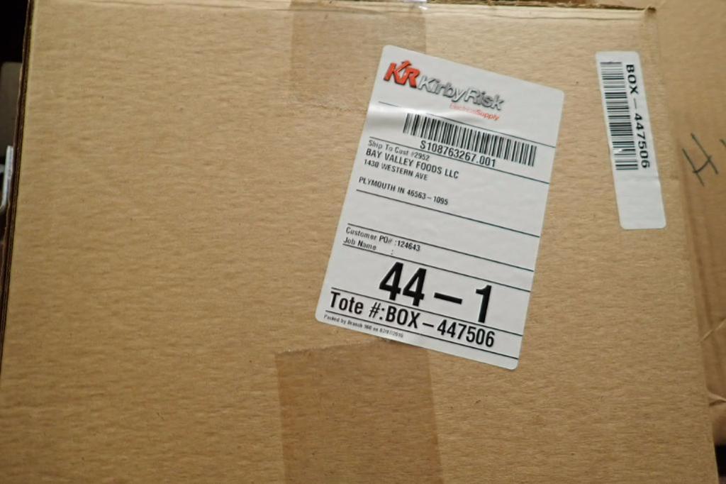 Rebuilt magnum tape heads, gear reducers, bearing racks ** Rigging Fee: $25 ** - Image 2 of 16