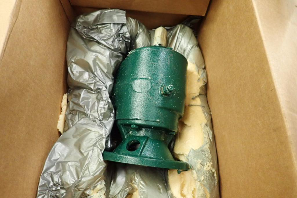 Lot 977 - Assorted motors, gear reducers, steam valve ** Rigging Fee: $25 **