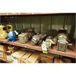 (6) assorted gear reducers and motors ** Rigging Fee: $25 **