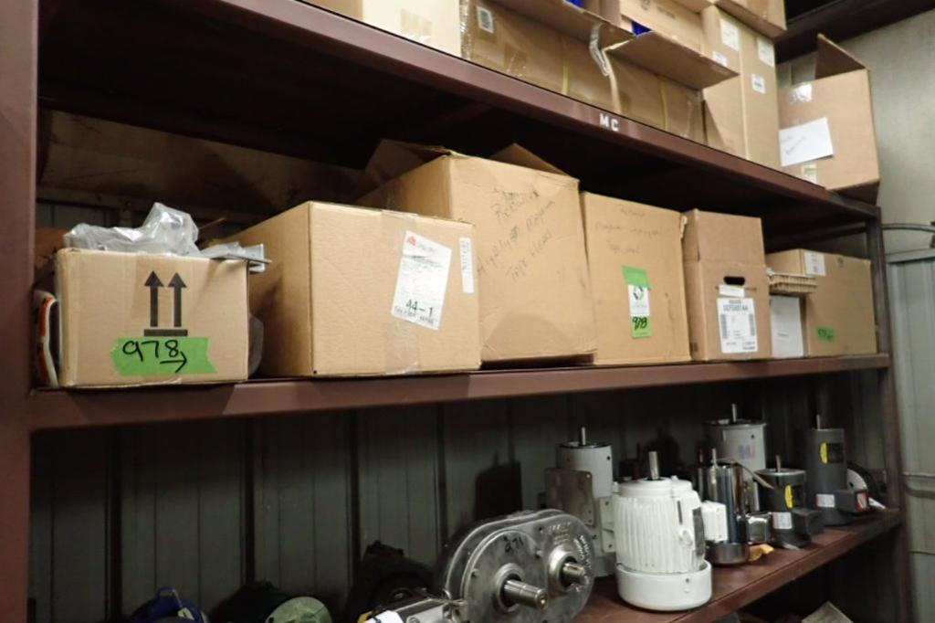 Rebuilt magnum tape heads, gear reducers, bearing racks ** Rigging Fee: $25 **