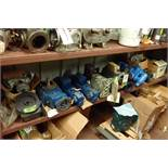 (15) assorted, gear reducers, and motors ** Rigging Fee: $25 **