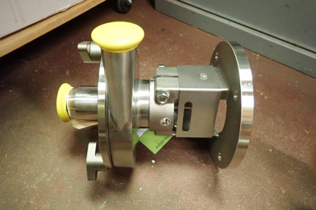 Lot 981 - New Ampco SS centrifugal pump head, Model LCR20-215-21F, 1.5 in. x 2 in. ** Rigging Fee: $10 **