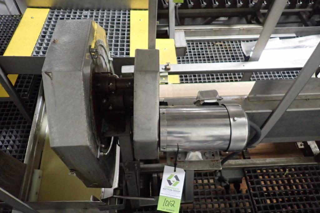 Lot 1012 - Urschel slicer, Model OV, 2.75 in. aperture, no blades ** Rigging Fee: $400 **