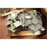 (2) rebuilt Westinghouse rotary lobe blowers ** Rigging Fee: $10 **