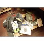 (2) rotary lobe blowers, Howden rotary lobe blower, Model 53U-RAI, other is parts blower ** Rigging