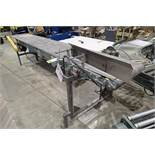 Hytrol belt conveyor. (Located in Kenosha, WI)