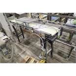 Dorner aluminum conveyor. (Located in Kenosha, WI)