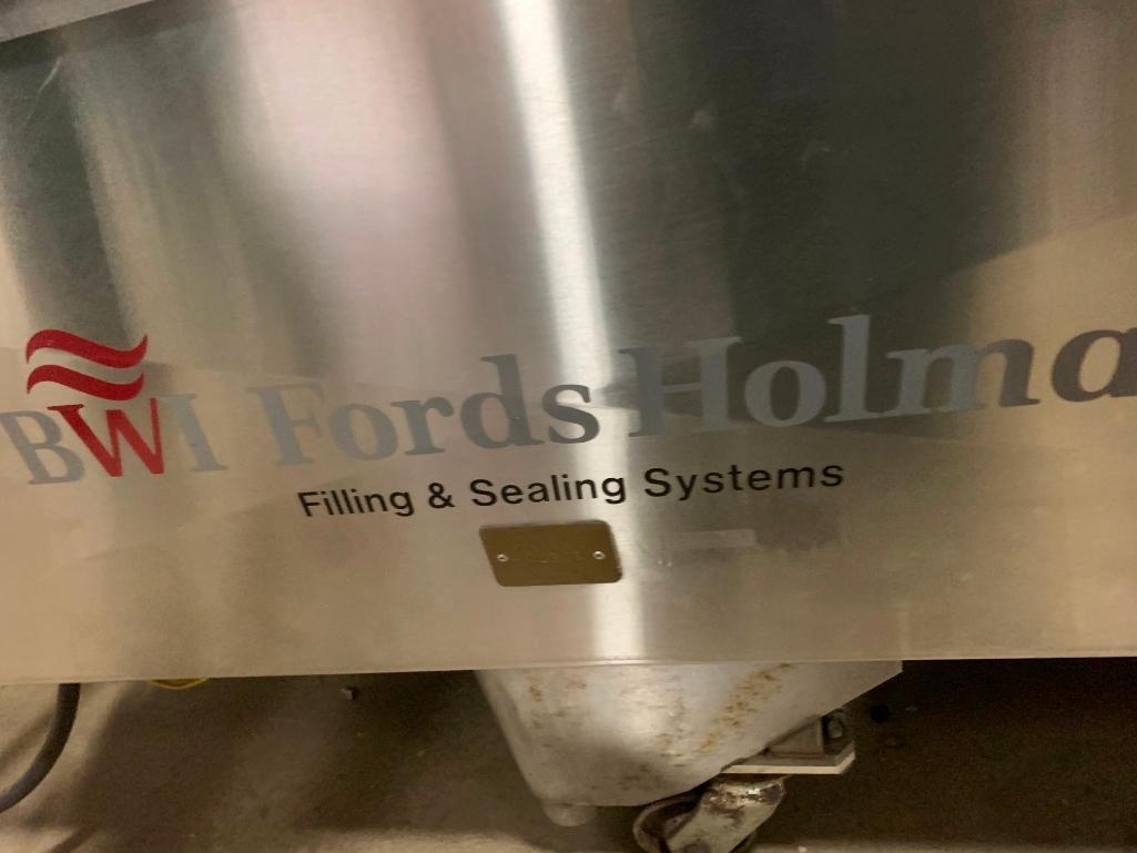 Lot 84 - Holmatic cup filler for oatmeal cups. (Located in Manawa, WI)