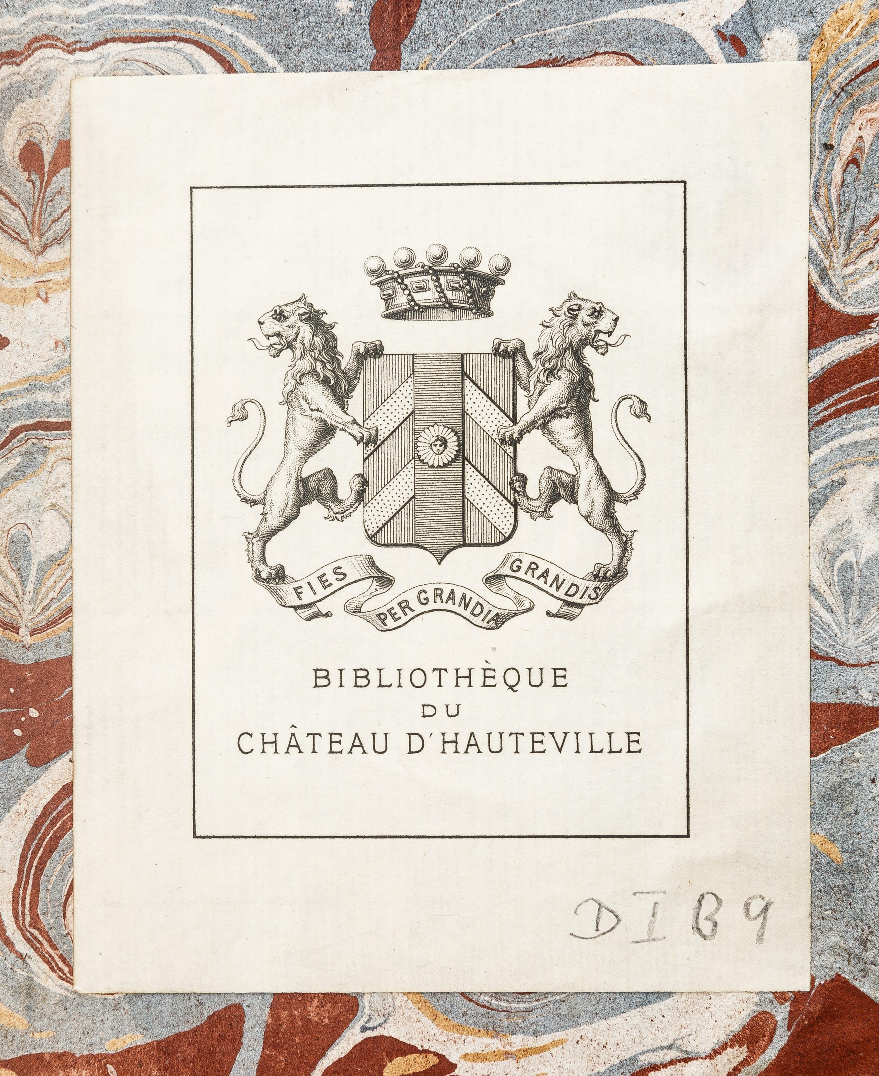 Buffon histoire naturelle paris de l 39 imprimerie royale for Garde meuble rouen
