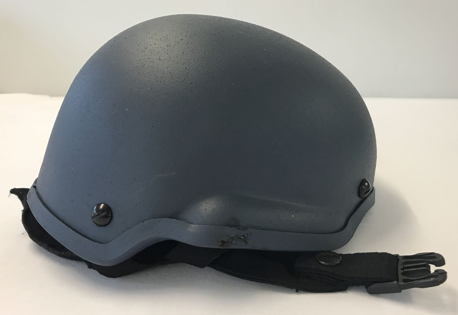 A Chinese made TC200A Anti-Terrorist or combat helmet.