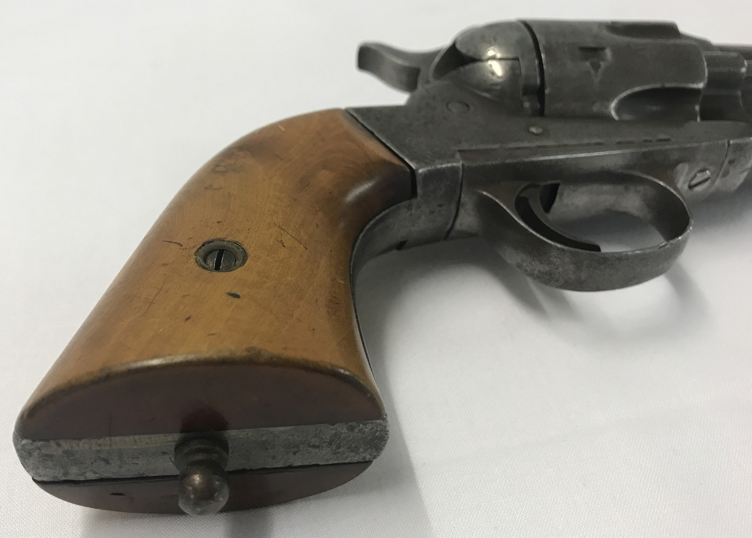 An antique Remington 1875 army revolver c 1876 - 1893. - Image 2 of 6