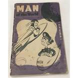 'Man of the World (inc. Airmen)' May 1947 pocket sized magazine.
