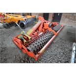 Kuhn 4004 4m Power Harrow