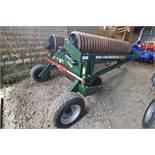 NRH Hydraulic Cambridge Rollers