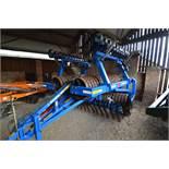 Maxiroll Hydraulic Cambridge Rollers