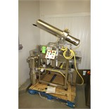 Juiced Rite Cold Press Juicer, Model 900-00XH, S/N 0121602 with 2 hp S/S Clad Drive Motor, 208-230/
