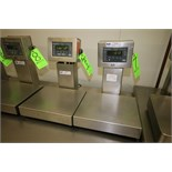 """Weigh-Tronix Digital Scales, Model QC-3265, S/N 024359 and S/N 027269 with 13-1/2"""" x 12"""" Platform,"""