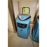 Drieaz Evolution LGR Portable Dehumidifier, Model F292, S/N 24384, 115 V