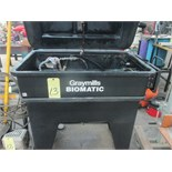 PARTS WASH TANK, GRAYMILLS BIOMATIC