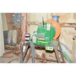 SWEED 510 AM XHD SCRAP CHOPPER, S/N 61512 [RIGGING FEES FOR LOT #830 - $125 USD PLUS APPLICABLE