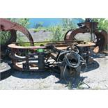 W.B.M SPARE HYDRAULIC LOG GRAPPLE [RIGGING FEES FOR LOT #855 - $150 USD PLUS APPLICABLE TAXES]