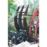 W.B.M SPARE HYDRAULIC LOG GRAPPLE [RIGGING FEES FOR LOT #854 - $150 USD PLUS APPLICABLE TAXES]