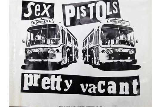 Pretty vacant the sex pistols