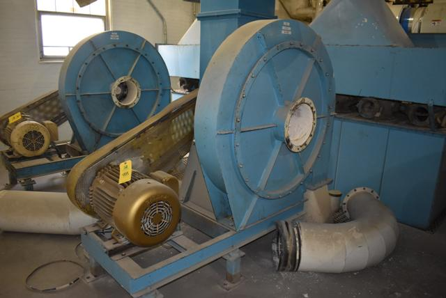 Lot 78 - MIAG Type RSO-25100 Blower w/Baldor 30 HP Motor