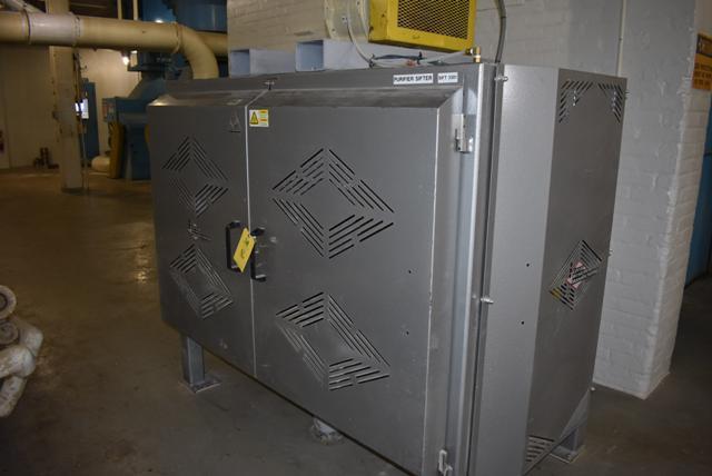 Lot 86 - 2013 Great Western Model #X-12 Tru-Balance Sifter, 7-Decks, Includes Cyclone, SN 6038 - Date of Mfg.