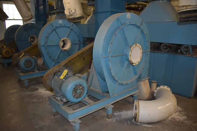 Lot 76 - MIAG Type RSO-25100 Blower w/Baldor 30 HP Motor