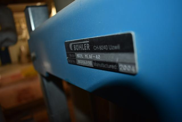 Lot 186 - Buhler Type MEAF-40 Scale