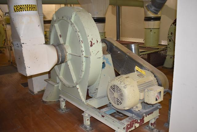 Lot 144 - MIAG Type RSO28/100 Blower w/50 HP Motor