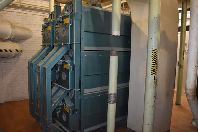 Lot 118 - 2018 Carter Day/Jacobson Modular Uni-Flow Cylinder Separator, Style #DPW2