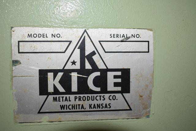 KICE Model #6C-30 Multi-Aspirator - Image 2 of 2