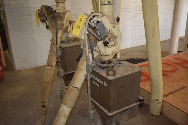 Lot 110 - Gustafson Conditioner Includes Rotary Valve