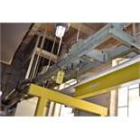 Air Lock System Consisting of (3) KICE Air Locks and Diverters