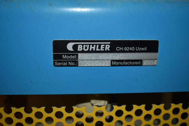 Lot 187 - Buhler Type MEAF-40 Scale