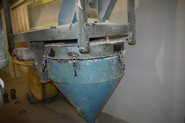 Lot 191 - Entoleter Impact Mill Type PPM, 40 HP Motor
