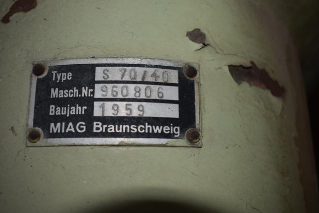 MIAG Type S70/40 Receiver w/Magnet - Image 2 of 3