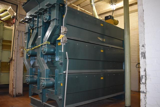 Lot 117 - 2018 Carter Day/Jacobson Modular Uni-Flow Cylinder Separator, Style #DPW2
