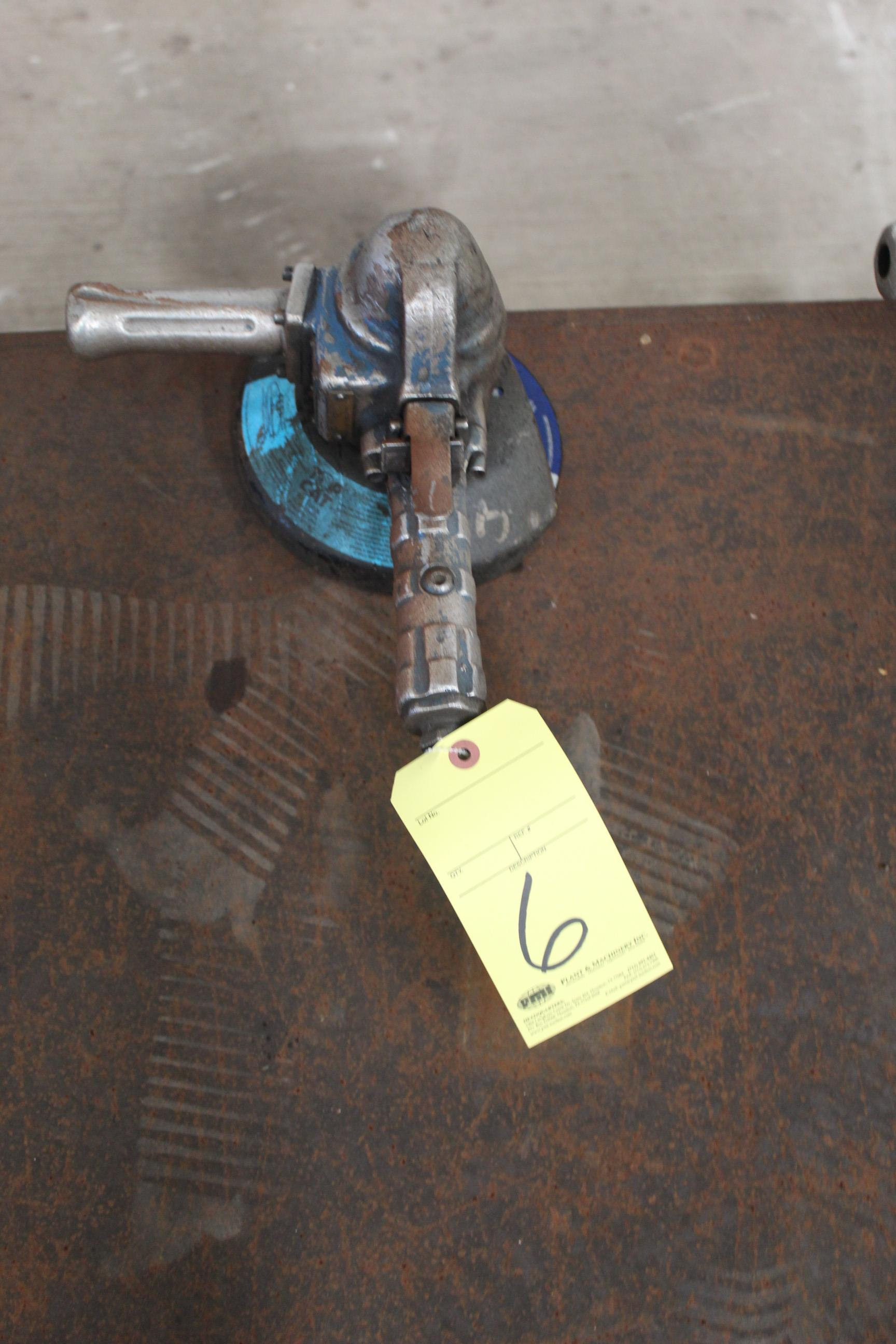 PNEUMATIC RIGHT ANGLE GRINDER, TOP CAT