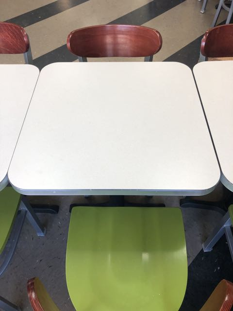 """(8) Tables 24"""" x 24"""""""