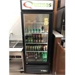 """Réfrigérateur TRUE, 1 porte vitrés, # GDM 26"""""""