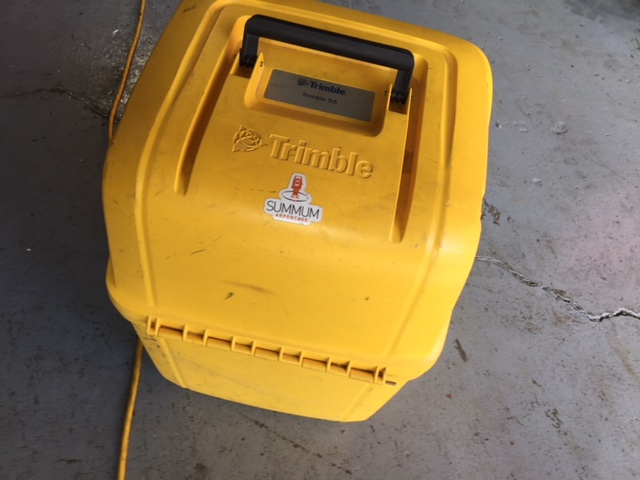 Lot 33C - TRIMBLE S5 Total Station - Financial Recovery Asset - Purchased in 2016 for $36,500