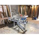 HOLITEK 10' Sliding Panel Saw, mod: P-32 - Financial Recovery Asset - Purchased in 2016 - $13,950