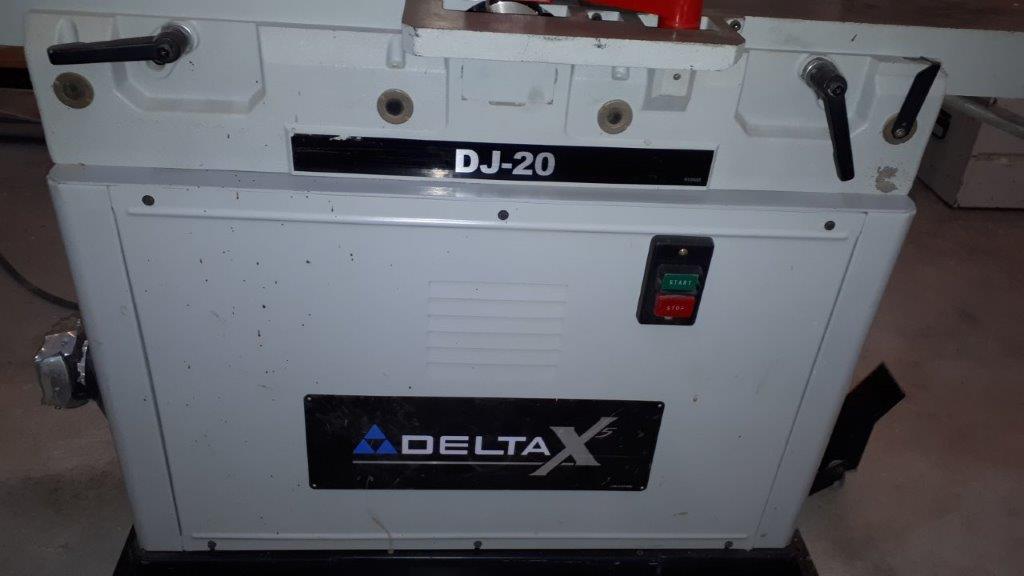 Lot 29 - DELTA Jointer, mod: DJ-20