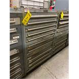 11 DRAWER INDUSTRIAL PARTS CABINET/TOOL BOX